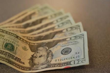 Money $20 bills