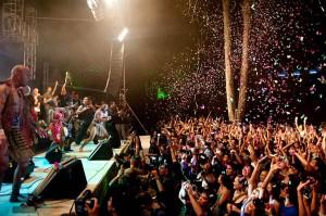 Rainforest World music Festival, Borneo