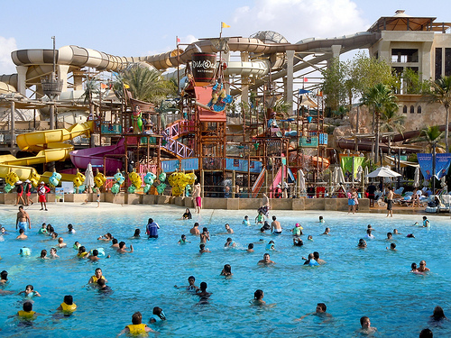 Wild Wadi Waterpark, Dubai