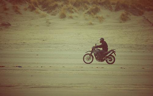 Motorbike trips in Europe